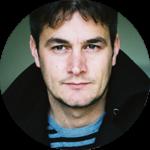 Franck Lemarié, directeur artistique de la compagnie théâtrale Farce Bleue