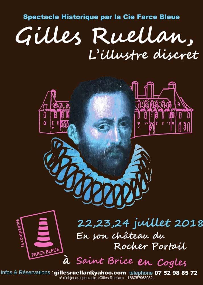 Affiche Gilles Ruellan